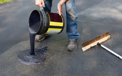 How Seal Coating Your Asphalt Pavements Benefits You Over Time